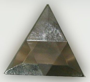 Smokey Quartz Star of David Crystal