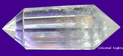 Vogel Style Kabbalistic Healing Crystal Wand